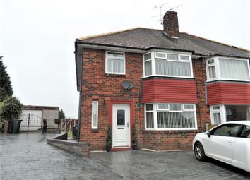 Thumbnail 4 bed semi-detached house for sale in Ridge Balk Lane, Woodlands Doncaster