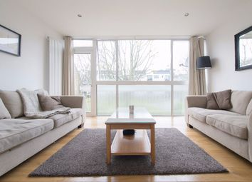 Thumbnail 4 bedroom terraced house to rent in Tresham Crescent, London