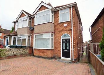 Thumbnail 3 bed semi-detached house for sale in Sullivan Road, Coventry
