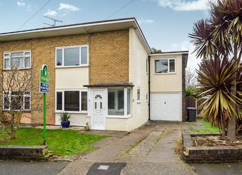 Thumbnail 3 bed semi-detached house for sale in Freemens Way, Walmer, Deal