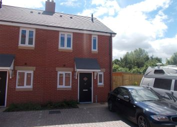 Thumbnail 2 bed semi-detached house for sale in Penson Way, Abbey Walk, Shrewsbury