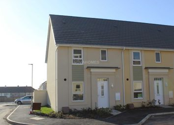 Thumbnail 3 bed end terrace house for sale in Unity Park, Higher Compton