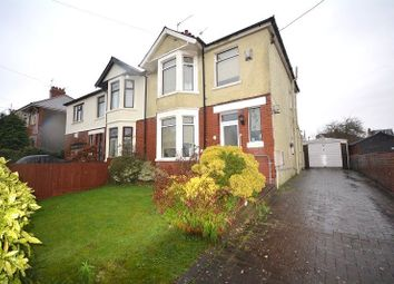 Thumbnail 3 bed semi-detached house for sale in Tyr Y Sarn Road, Rumney, Cardiff.
