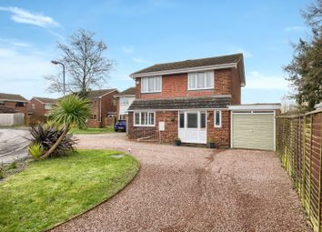 Thumbnail 4 bed detached house for sale in Garden Stiles, Pershore