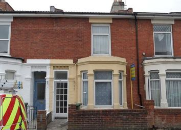 Thumbnail 4 bedroom terraced house to rent in Wheatstone Road, Southsea