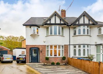 Thumbnail 4 bed semi-detached house for sale in Brentside Close, London