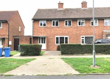 Thumbnail 3 bed semi-detached house to rent in Macaulay Road, Ipswich