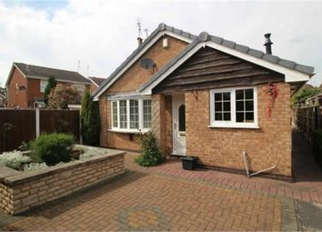 Thumbnail 3 bed detached bungalow for sale in Rosedale, Worksop, Nottinghamshire