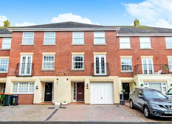 Thumbnail 4 bedroom town house for sale in Cambrian Gardens, Marshfield, Cardiff