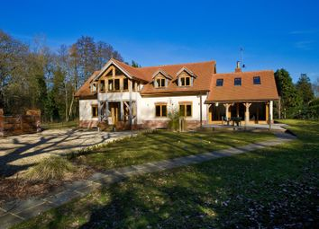 Thumbnail 5 bed detached house to rent in Scotts Grove Road, Chobham, Woking