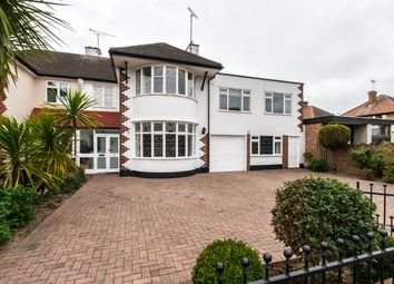 Thumbnail 5 bedroom semi-detached house for sale in Woodgrange Drive, Southend-On-Sea