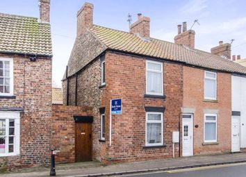 Thumbnail 2 bedroom terraced house for sale in Main Street, Bubwith, Selby