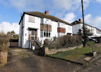 Thumbnail 3 bed semi-detached house for sale in Woodlands Road, Nash Mills, Hemel Hempstead