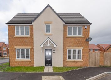 Thumbnail 3 bed detached house for sale in Dukes Way, Consett