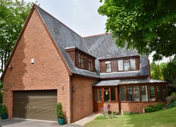 Thumbnail 5 bed detached house for sale in Bruford Close, Trull Road, Taunton