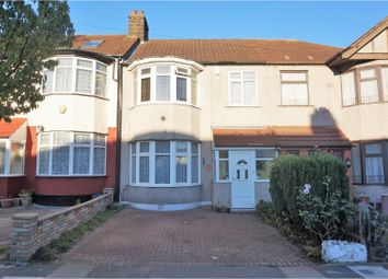 Thumbnail 3 bed terraced house for sale in Ridgeway Gardens, Redbridge