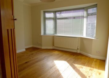 Thumbnail 2 bed flat to rent in Erroll Road, Hove