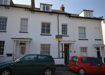 Thumbnail 4 bedroom terraced house to rent in Clarence Road, Exmouth, Devon