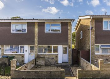 Thumbnail 2 bed end terrace house for sale in Ticonderoga Gardens, Woolston, Southampton, Hampshire