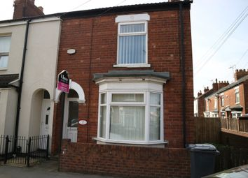 Thumbnail 2 bed end terrace house to rent in Rosmead Street, Hull, North Humberside