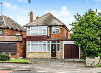 Thumbnail 3 bedroom detached house for sale in St. Peters Road, Dudley