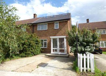 Thumbnail 4 bedroom end terrace house for sale in Mungo Park Road, Rainham