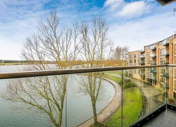 Thumbnail 2 bed flat for sale in Derwent House, Caldecotte, Milton Keynes, Bucks