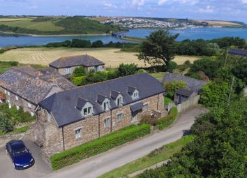 Thumbnail 3 bed barn conversion for sale in Tregonce, St Issey