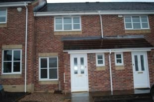Thumbnail 2 bed terraced house to rent in Clos Yr Hesg, Tregof Village, Swansea Vale, Swansea.