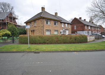 Thumbnail 3 bed semi-detached house for sale in Meadowgate Road, Salford Manchester