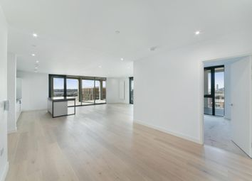 Pinnacle House, Royal Wharf, London E16. 3 bed flat