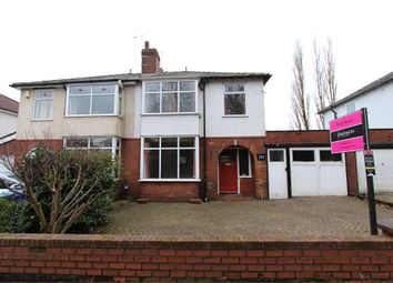 Thumbnail 3 bed semi-detached house for sale in Ainsworth Road, Bury, Lancashire