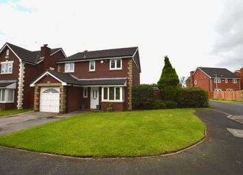 Thumbnail 4 bed detached house to rent in Barrington Drive, Middlewich