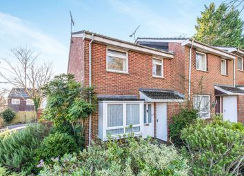 Thumbnail 3 bed end terrace house for sale in Elder Close, Badger Farm, Winchester