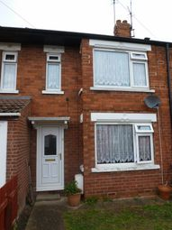 Thumbnail 1 bed terraced house to rent in Bristol Road, Hull
