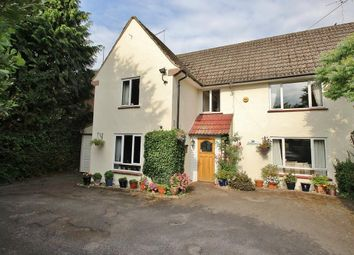 4 bed semi-detached house for sale in The Street, Tidmarsh, Reading RG8