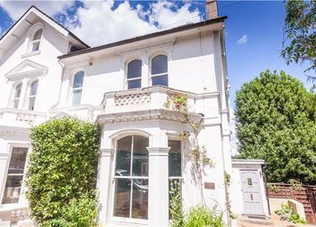 Thumbnail 4 bed semi-detached house for sale in Elphinstone Road, Hastings, East Sussex