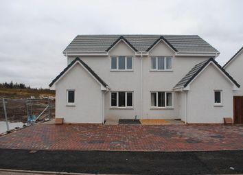 Thumbnail 3 bed semi-detached house to rent in Goldcrest Crescent, Lesmahagow, Lanark