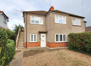 Thumbnail 2 bed maisonette for sale in Fen Grove, Sidcup, Kent