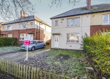 Thumbnail 3 bedroom semi-detached house for sale in Woodhouse Road, Eastmoor, Wakefield