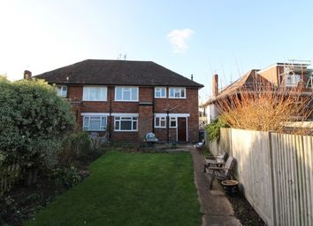 Thumbnail 2 bed maisonette to rent in The Broadway, Hampton Court Way, Thames Ditton