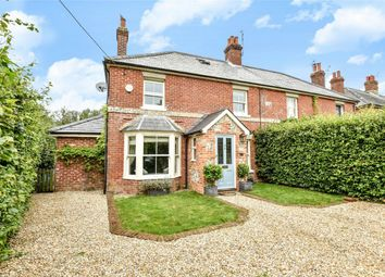 Thumbnail 4 bed semi-detached house for sale in Cheriton, Alresford