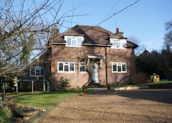Thumbnail 4 bed detached house to rent in Salt Lane, Hydestile