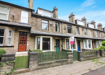 Thumbnail 4 bedroom terraced house for sale in Park Road, Off Carr Lane, Shipley