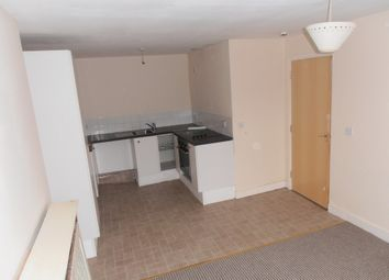 Thumbnail 1 bed flat to rent in High Street, Barry