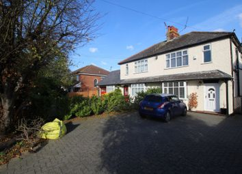 Thumbnail 3 bed semi-detached house for sale in Hullbridge Road, Chelmsford, Essex