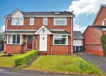 Thumbnail 4 bed semi-detached house for sale in Kirkwood Avenue, Erdington, Birmingham
