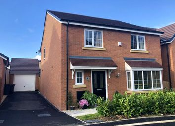 Thumbnail 4 bed detached house for sale in Salmon Drive, Chelmsley Wood, Birmingham