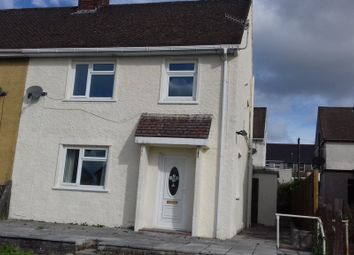 Thumbnail 3 bed semi-detached house to rent in Tir Y Berth, Ebbwvale
