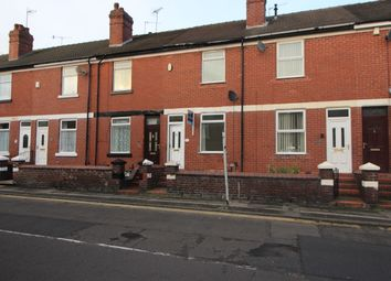 Thumbnail 2 bedroom terraced house for sale in Dimsdale Parade West, Newcastle-Under-Lyme